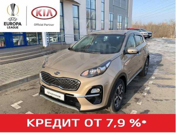 Kia Sportage, 2018 год, 1 719 900 руб.