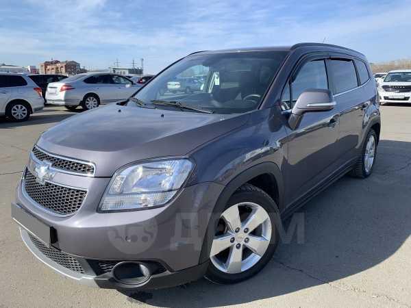 Chevrolet Orlando, 2014 год, 799 999 руб.