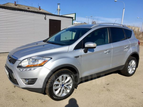 Ford Kuga, 2011 год, 800 000 руб.