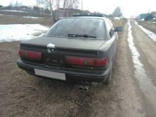 Томск Corolla Levin 1990