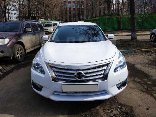 Nissan Teana, 2015 год, 970 000 руб.