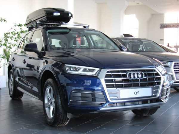 Audi Q5, 2018 год, 3 050 000 руб.