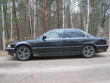 Кузнецк BMW 7-Series 1998