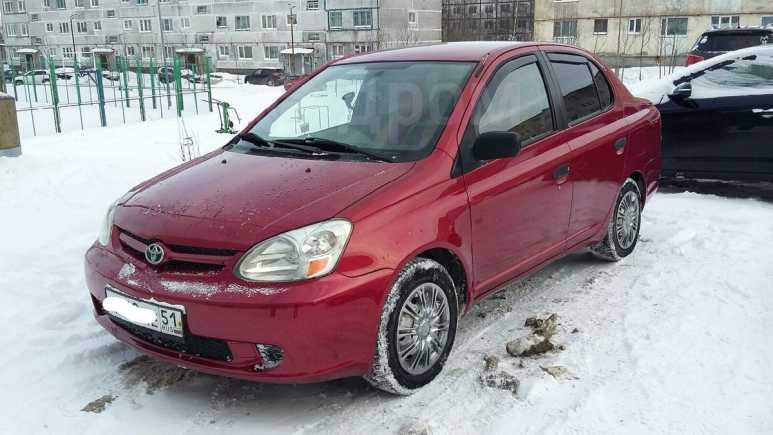 Toyota Echo, 2005 год, 220 000 руб.