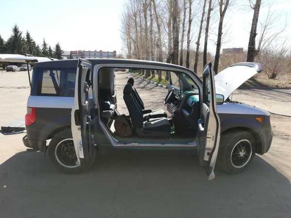 Honda Element, 2004 год, 500 000 руб.