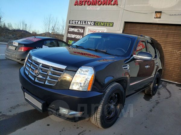 Cadillac Escalade, 2011 год, 1 438 383 руб.