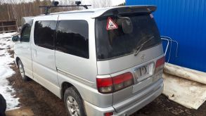 Томск Touring Hiace 2001