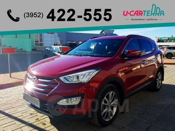 Hyundai Santa Fe, 2013 год, 1 199 900 руб.