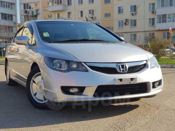 Honda Civic, 2011 год, 649 000 руб.