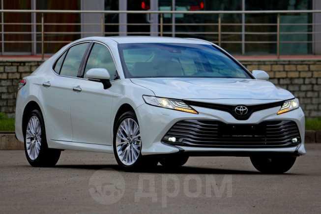 Toyota Camry, 2018 год, 2 090 000 руб.