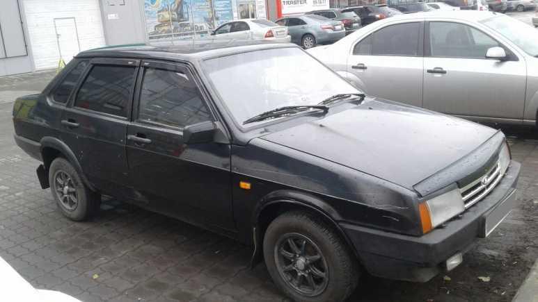 Лада 21099, 1995 год, 55 000 руб.