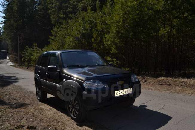 Chevrolet Niva, 2014 год, 399 999 руб.