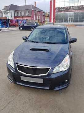 Оренбург Subaru Legacy 2010