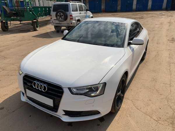 Audi A5, 2012 год, 1 050 000 руб.