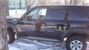 Петропавловск-Камч... Patrol 2003