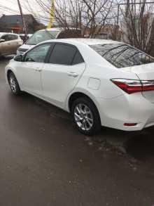 Краснодар Corolla 2016