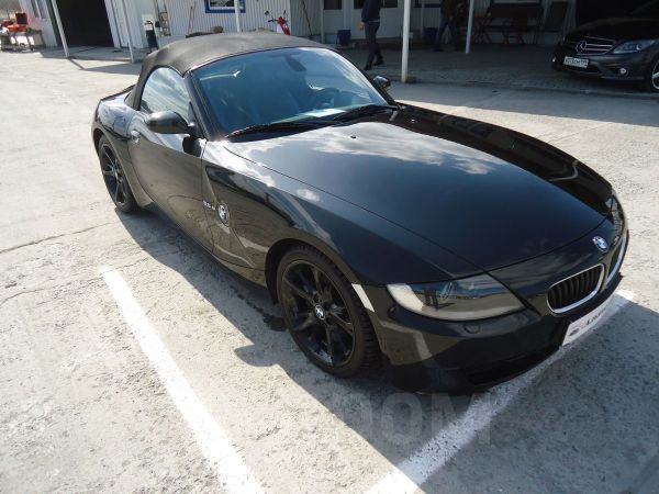BMW Z4, 2008 год, 800 000 руб.