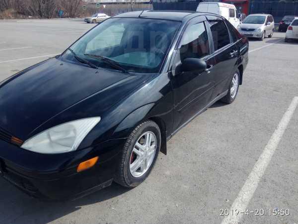 Ford Focus, 2003 год, 219 000 руб.