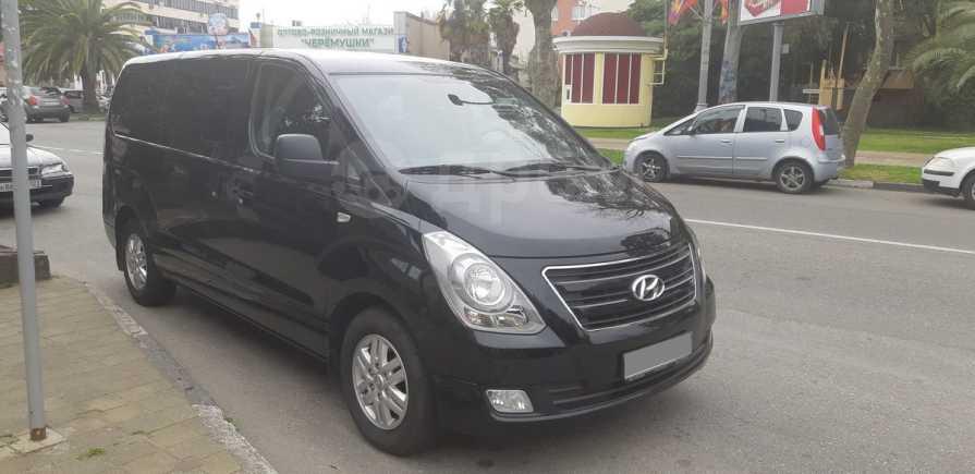Hyundai H1, 2017 год, 1 650 000 руб.