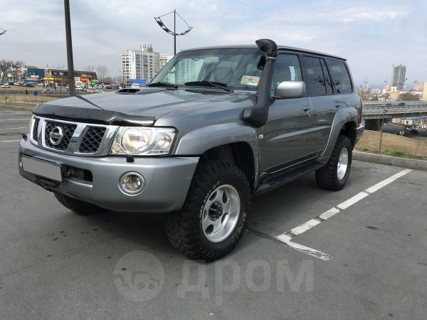 Nissan Patrol, 2008 год, 1 450 000 руб.