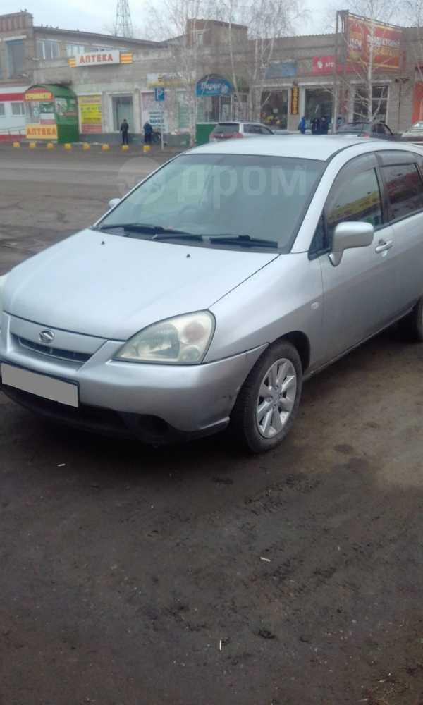 Suzuki Aerio, 2003 год, 195 000 руб.