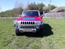 Москва Hummer H3 2009