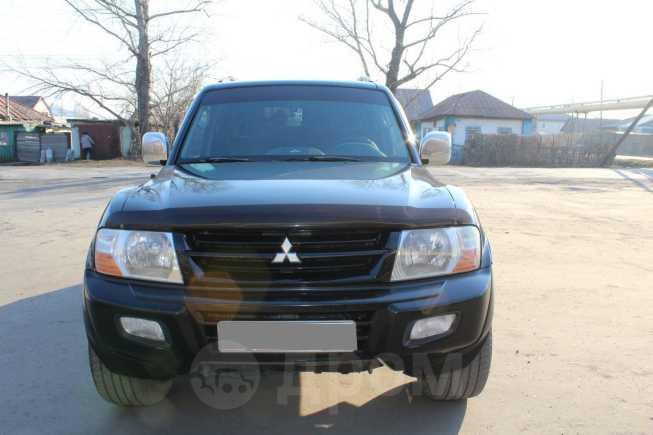 Mitsubishi Montero, 2000 год, 430 000 руб.