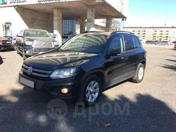 Volkswagen Tiguan, 2013 год, 610 000 руб.