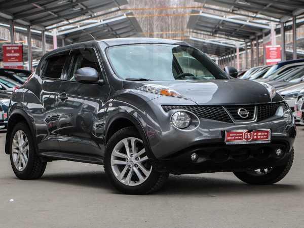 Nissan Juke, 2012 год, 631 400 руб.