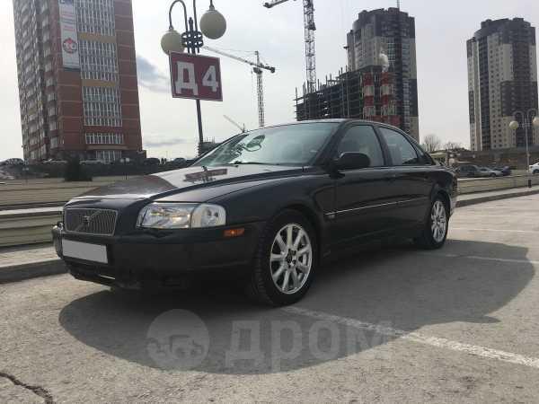 Volvo S80, 2002 год, 230 000 руб.