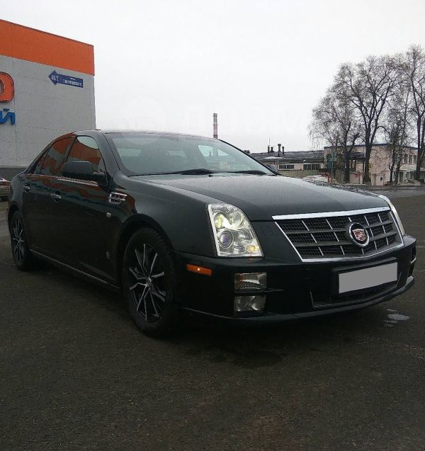 Cadillac STS, 2008 год, 600 000 руб.