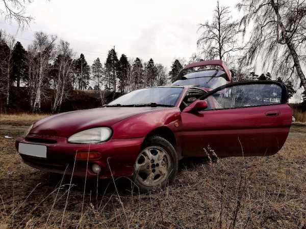 Mazda Eunos Presso, 1993 год, 100 000 руб.