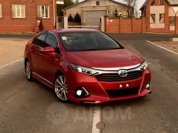 Toyota Sai, 2015 год, 1 350 000 руб.