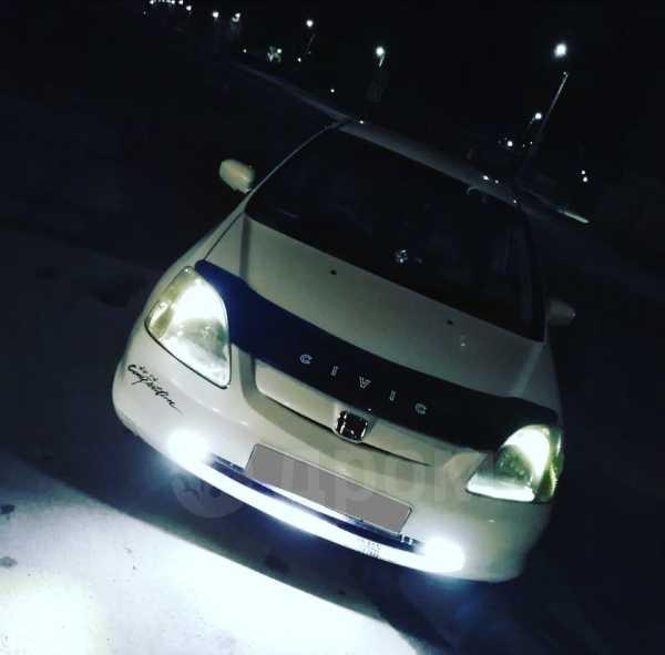 Honda Civic, 2001 год, 315 000 руб.