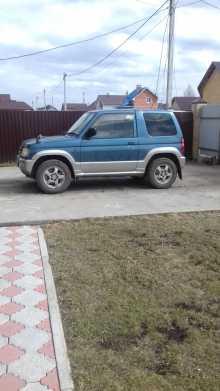 Омск Pajero Mini 2004