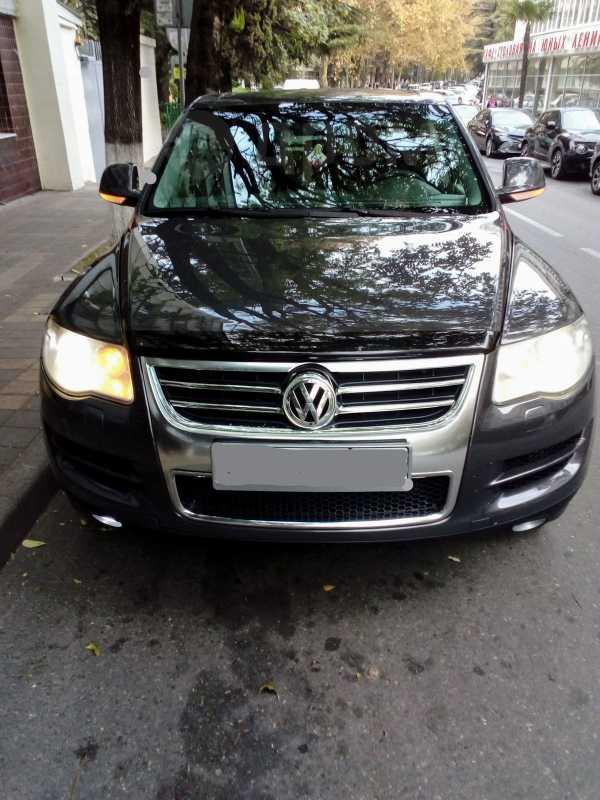 Volkswagen Touareg, 2007 год, 680 000 руб.