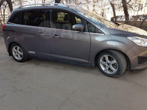 Ford Grand C-MAX, 2011 год, 510 000 руб.
