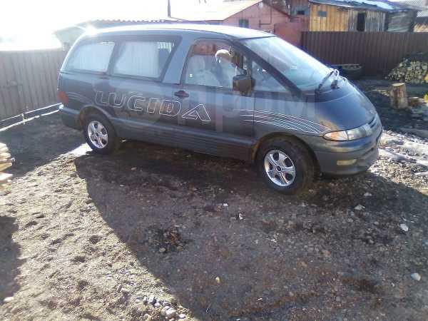 Toyota Estima Lucida, 1994 год, 140 000 руб.