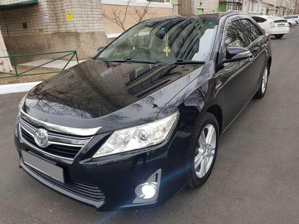 Toyota Camry, 2012 год, 1 500 000 руб.