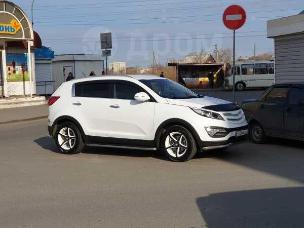 Kia Sportage, 2015 год, 1 000 000 руб.