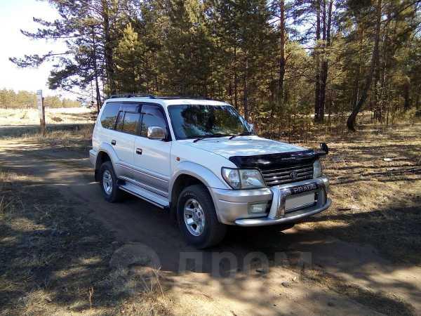 Toyota Land Cruiser Prado, 2001 год, 819 000 руб.