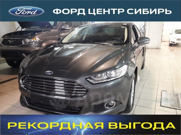 Ford Mondeo, 2018 год, 1 505 000 руб.