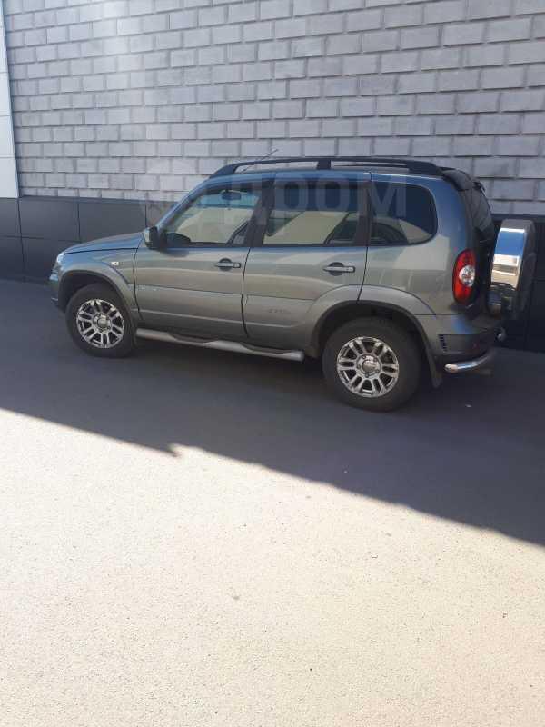 Chevrolet Niva, 2016 год, 559 000 руб.