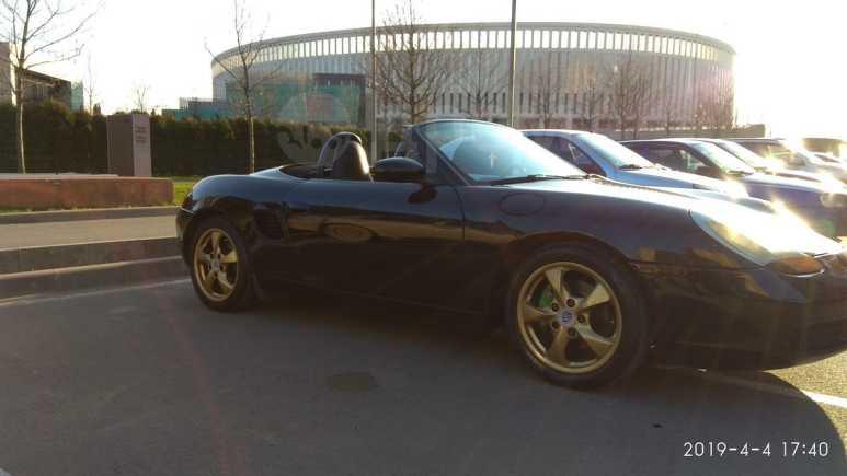 Porsche Boxster, 2002 год, 780 000 руб.