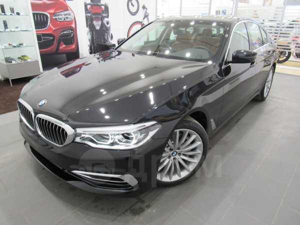 BMW 5-Series, 2018 год, 3 586 000 руб.