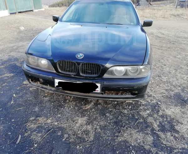 BMW 5-Series, 1998 год, 60 000 руб.