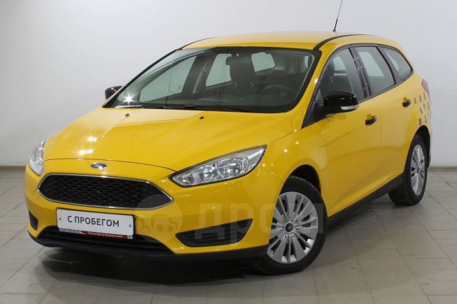 Ford Focus, 2016 год, 450 000 руб.
