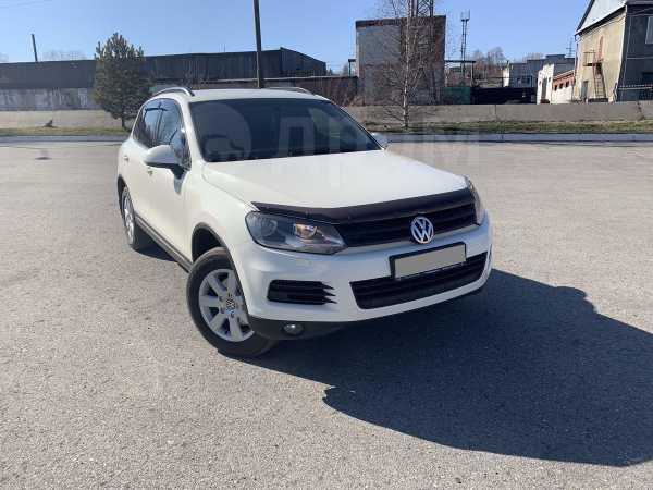 Volkswagen Touareg, 2011 год, 1 290 000 руб.