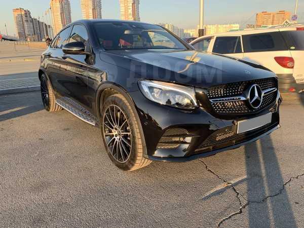 Mercedes-Benz GLC Coupe, 2017 год, 3 350 000 руб.