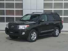 Toyota Land Cruiser, 2013 г., Тюмень
